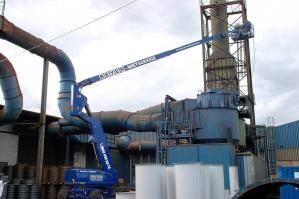 Einsatz im Außenbereich: Diesel-Gelenkteleskopbühnen schaffen große Hubhöhen und Reichweiten