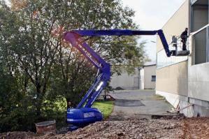 Gelenteleskopbühnen mit Dieselantrieb