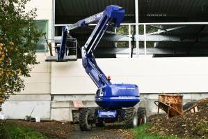 Diesel- und Gelenkteleskopbühnen von BEYER-Mietservice