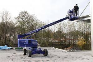 BEYER-Mietservice informiert: Teleskopbühnen