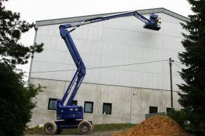 BEYER-Mietflotte - Diesel-Gelenkteleskopbühnen