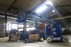 Elektro-Gelenkteleskopbühnen von BEYER-Mietservice