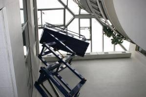 Elektro-Scherenbühnen von BEYER-Mietservice
