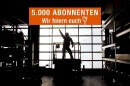 5000 Youtube Abonnenten f�r BEYER-Mietservice